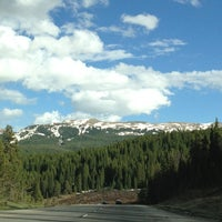 Photo taken at Vail Summit by Bonnie H. on 6/8/2013