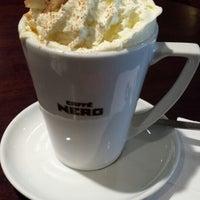Photo taken at Caffè Nero by Jen C. on 5/17/2013