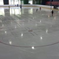 Photo taken at Oxford Ice Rink by Jen C. on 7/16/2013