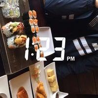 Photo taken at Shogun Sushi by Carmen on 12/28/2015