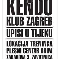 Photo taken at Kendo klub Zagreb by Josip V. on 9/5/2014