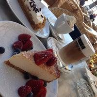 Photo taken at Cappuccino Marbella by Dawka 💝 on 3/8/2014