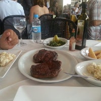 Photo taken at Ferreiro Grill by Maria De Fátima F. on 10/21/2012