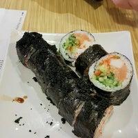 Photo taken at Sushi Shop by Krista M. on 1/8/2017