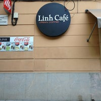 Photo taken at Linh Café by Juan C. on 6/14/2013