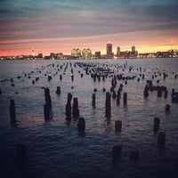 Das Foto wurde bei Hudson River Park Run von Hugo A. am 12/12/2012 aufgenommen