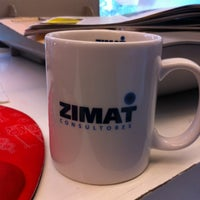 Photo taken at Zimat by Edna M. on 1/17/2013