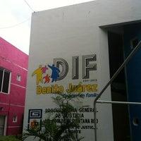 Photo taken at DIF Benito Juarez by Mónica Z. on 10/5/2012