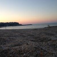 Photo prise au Karaburun Plajı par Abdllh le6/9/2013