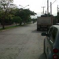 Photo taken at Gasolinera PEMEX by Tonatiuh S. on 10/6/2012