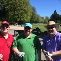 Photo taken at Eastmoreland Golf Course by Larry on 4/13/2014