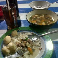 Photo taken at Soto Mamat MK by Ruth A. on 10/30/2012