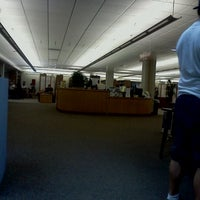 Photo taken at Andersen Library by Dylan V. on 10/25/2012