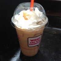 Photo taken at Dunkin' Donuts by Chelsie on 5/2/2013