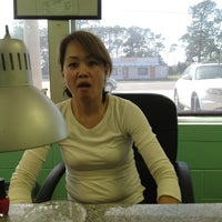 Photo taken at The Nail Place by Andrea H. on 3/5/2013