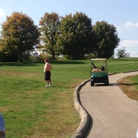 Photo taken at Eagle Pointe Golf Resort by Shawn P. on 9/29/2012