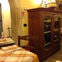 Photo taken at Da Gigino by Vincenzo M. on 5/24/2014