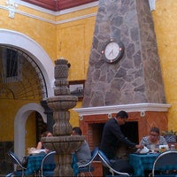 Photo taken at hotel la fuente by Criss on 10/17/2013