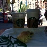 Photo taken at Starbucks by Piero L. on 5/2/2013