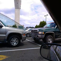 Photo taken at Sea-Tac Cell Phone Lot by Kathy J. on 6/9/2013