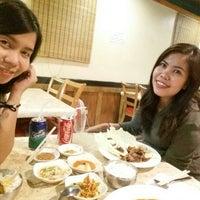 Foto scattata a Don ga korean restaurant da jessica c. il 5/9/2016