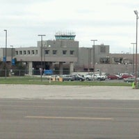 Photo taken at Capital Region International Airport (LAN) by Brandon C. on 11/3/2012