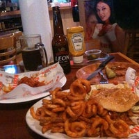 Photo taken at Hooters by Cristian Jesus on 6/4/2013