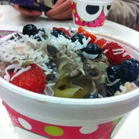 Photo taken at sweetFrog by Delmis on 11/17/2012