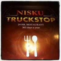 Photo taken at Nisku Truck Stop / Husky by Ken V. on 9/2/2013