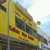 Photo taken at Restoran Raihan Nasi Kandar by Muhamad A. on 1/22/2013