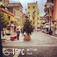 Photo taken at Piazza Del Mercato by alsim on 12/25/2013