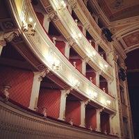 Foto scattata a Teatro Poliziano da alsim il 5/4/2014