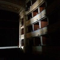 Foto scattata a Teatro Poliziano da alsim il 4/5/2014