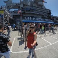 Das Foto wurde bei USS Midway Flight Deck von Monserrat am 4/28/2018 aufgenommen