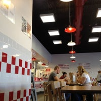 Photo taken at Five Guys by Jay B. on 11/19/2012