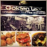 Photo taken at Golden Leaf Hong Kong Fine Dine by Nicole S. on 10/27/2012
