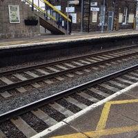 Photo taken at Marks Tey Railway Station (MKT) by Gordon M. on 5/8/2014