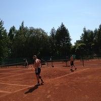 Foto scattata a Metsälän tenniskentät da Harri A. il 6/6/2013