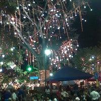 Photo taken at Parque Central de Antiguo Cuscatlán by Alejandro C. on 12/22/2012