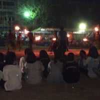 Photo taken at โรงเรียนเทศบาลหนองหญ้าม้า by Maximum J. on 2/19/2014