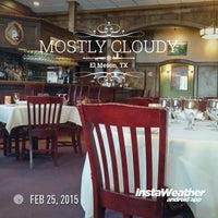 Photo taken at El Meson by Tony B. on 2/25/2015
