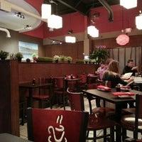 Photo taken at Sushi Wabi by Tony B. on 1/22/2013