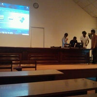 Photo taken at NIBM Auditorium by Vibhavi R. on 7/29/2013