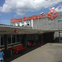 Photo taken at Tallinn bus station by Родион on 7/15/2013
