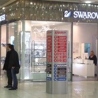 Photo taken at Swarovski by Натали🍒 on 10/18/2012