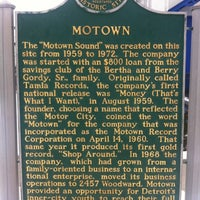 Photo taken at Motown Historical Museum / Hitsville U.S.A. by martin m. on 2/23/2013