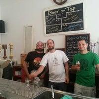 Das Foto wurde bei Vagabund Brauerei von Trent z. am 7/18/2013 aufgenommen