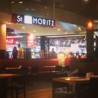Photo taken at St Moritz Cafe by Myriam G. on 10/21/2014