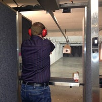 Photo taken at Silver Bullet Firearms and Training Center by Melissa on 12/1/2012