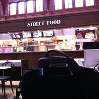 Photo taken at Malmö Central Station Food Court by Mikael S. on 10/2/2012